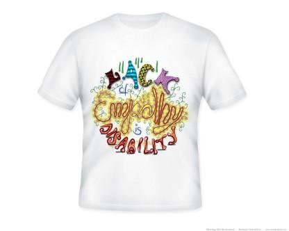 m t-shirt v