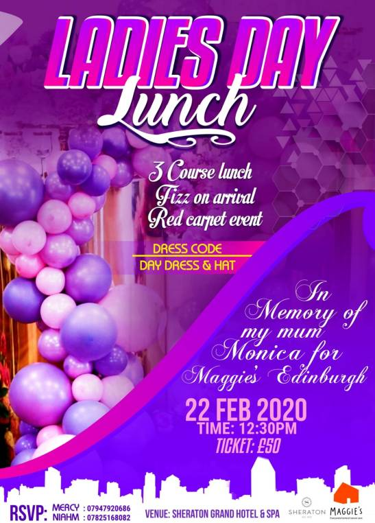 Ladies Day Lunch copy